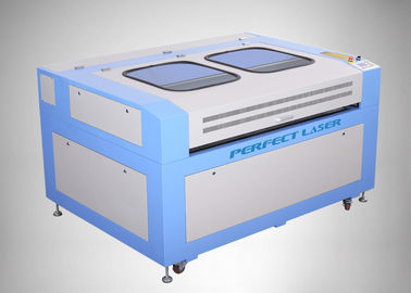 Fabric Leather Textile CO2 Laser Engraving Machine With Auto Feeding Function