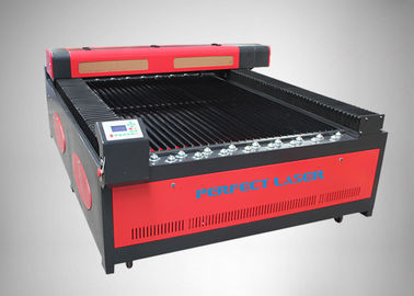 100W Flat Bed CO2 Laser Cutting Machine With Water Cooling And Protect System