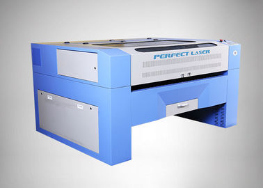 High - Power Laser Cutting Machine 150 Watt With Stainless Steel Workbench